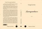 David MASCRE. Georg Cantor, Correspondance, tome 5 (texte établi, annoté, présenté et traduit par David Mascré). 108 p.