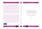 Jacques-André EMERY. Le christianisme de Francis Bacon, chancelier de la reine. 150 p.